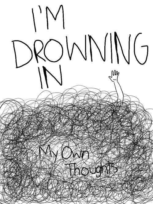 drowninginthoughts