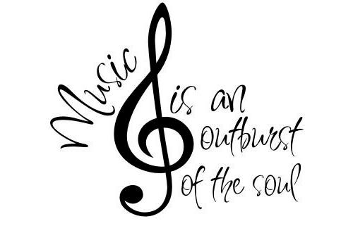 musicisanoutburstofthesoul
