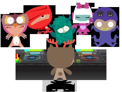 plug.dj - DJ-booth2